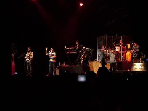 Beach Boys Universal Studios Orlando 2011