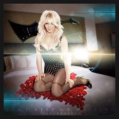 16. Don't Keep Me Waiting - Britney Spears [Femme Fatale] (StriKeriToo) Tags: me waiting spears femme dont keep britney fatale stk strikeritoo