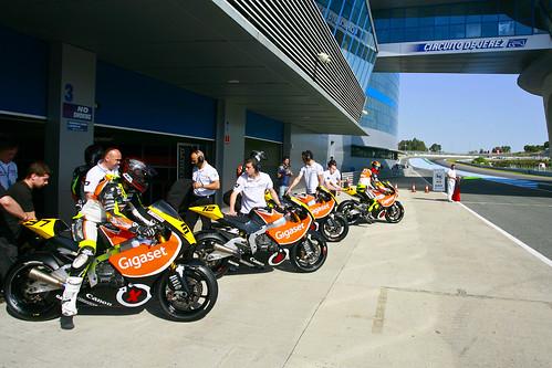 Team LaGlisse Jerez