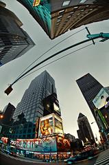 Scott Pilgrim (georgekamelakis) Tags: street new york nyc light red usa color scott lights nikon pilgrim d300 cs3 georgekamelakis