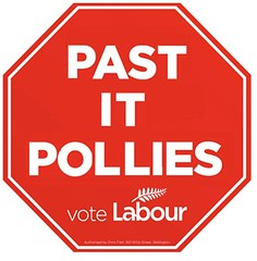 Past it Pollies