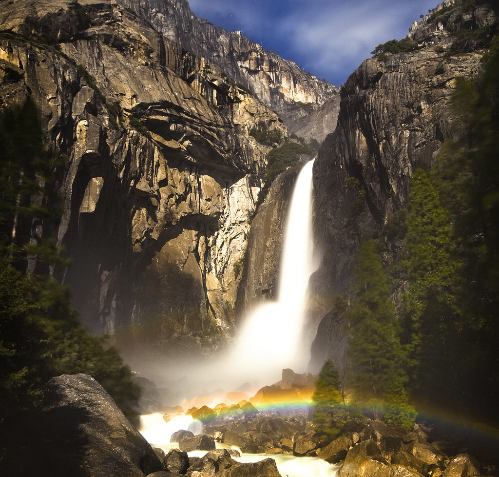 moonbow showers