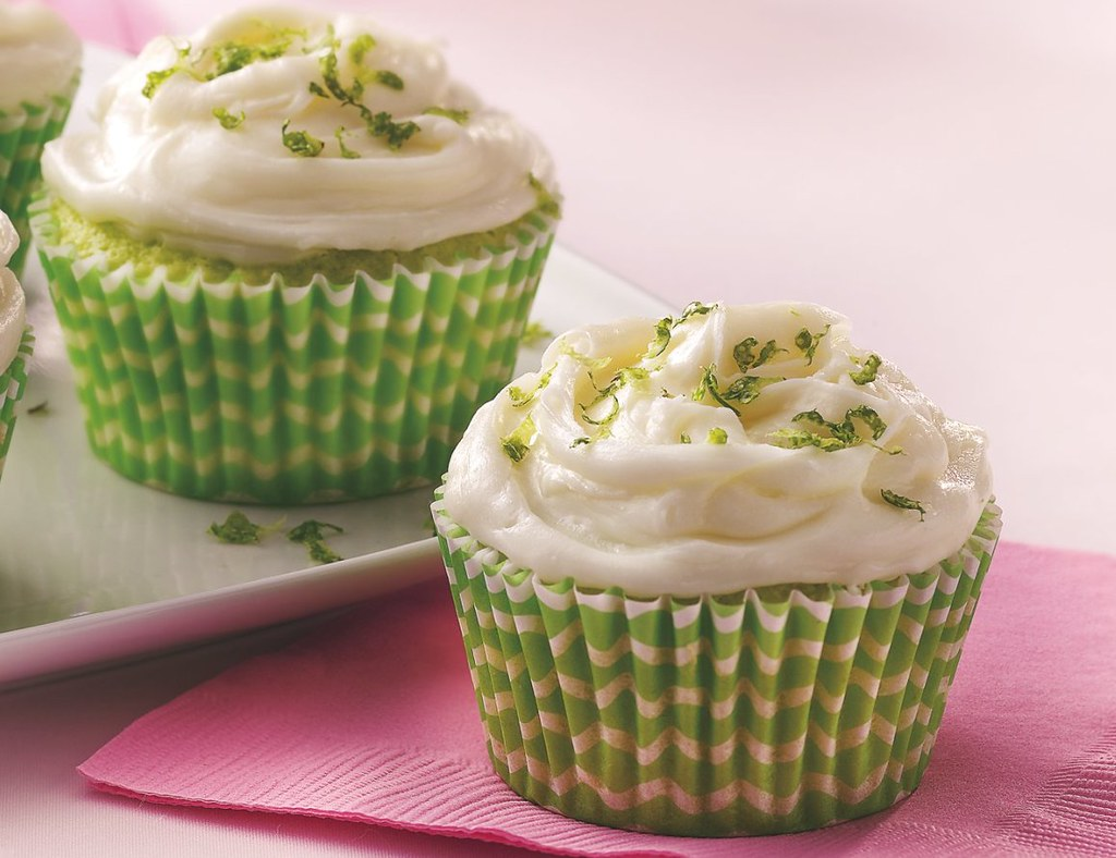 Recipe Key Lime Cupcakes Recipe