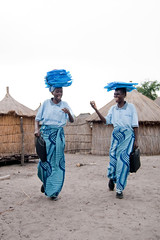 World Malaria Day: Malaria Control Agents (Christian Aid Images) Tags: poverty women health impact nets disease malaria worldmalariaday