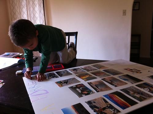 Ezra's Anza Borrego project
