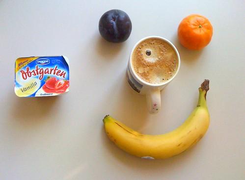 Obstgarten Vanilla, Pflaume, Mandarine & Banane