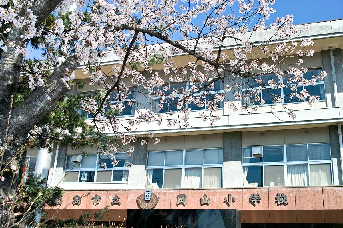 福島市立岡山小学校 - sigma dp2 -