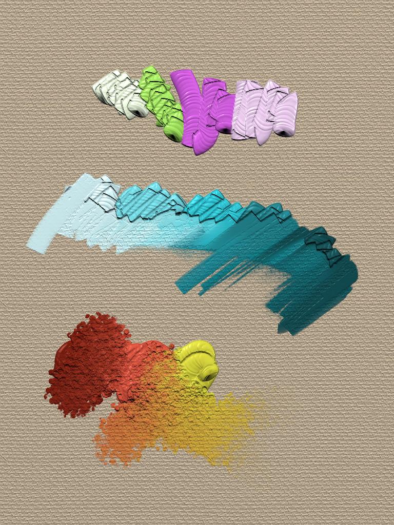 ArtRage: colore e spatole