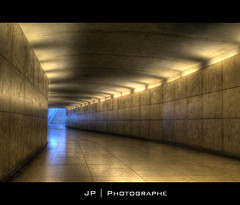 The Blue End (J P | Photography) Tags: life wallpaper paris france apple monument photoshop french photography mac aperture nikon raw imac angle photos couleurs champs triomphe tunnel charles ps jour jp p