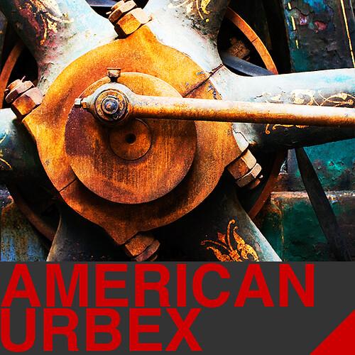 American Urbex - Podcast Logo