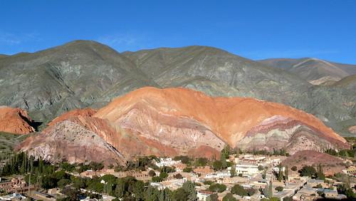 La montagne aux 7 couleurs à Pumamarca