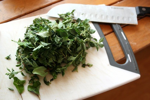 chopped-herbs