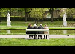 Sunday In The Park Without George (EXPLORE) (Bert Kaufmann) Tags: park inspiration germany deutschland seurat allemagne trier duitsland inspiratie georgesseurat sundayintheparkwithgeorge lagrandejatte stephensondheim sundayintheparkwithoutgeorge