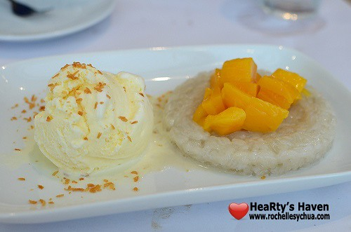 mango dessert my thai kitchen