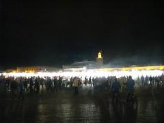 Praça Djema El Fna, Marraquexe