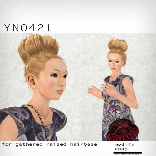 booN YNO421 hair