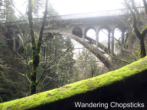 7 Shepperd's Dell Falls (Winter) - Columbia River Gorge - Oregon 6