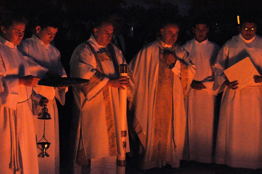 Easter Vigil 2011 - 27