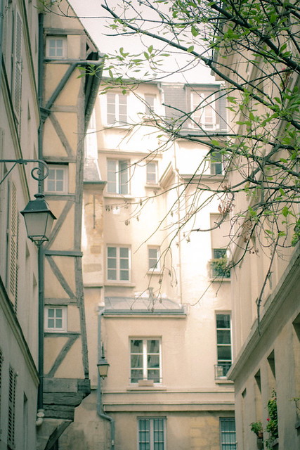 Rue du Pont Louis Philippe