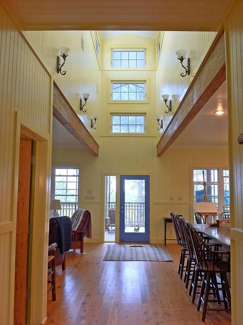 Hallway Back Door