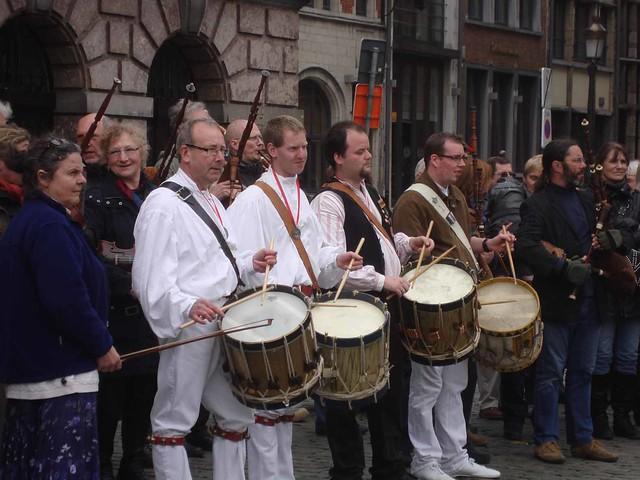 Lea in de Roma maart 2011 - 07