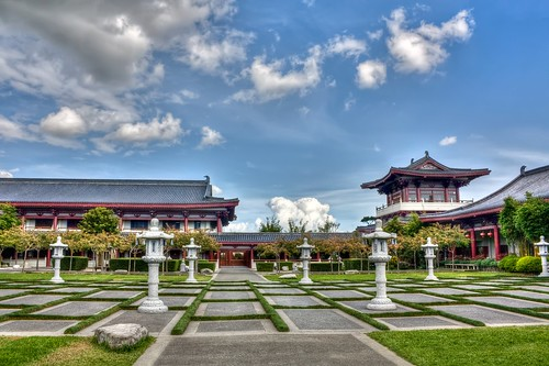 buddhist temple by Ankit_