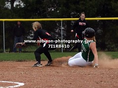 7I1R8410 (warren.robison) Tags: girls sports girl sport ball out photography action central first indiana christian highschool varsity softball bethesda pitcher triton basemen filder fairland ihsaa