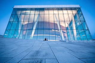 Oslo - Operahuset
