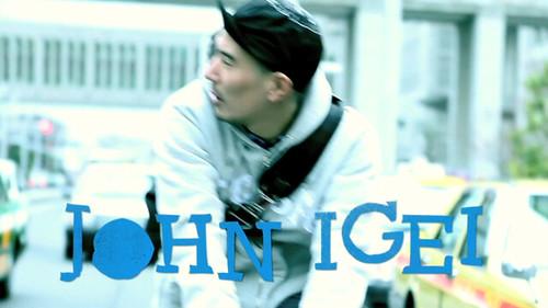 DEFRAG / John Igei