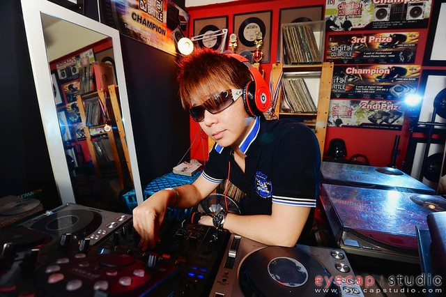 dj nick, dj nick personal portrait, personal portrait photography service, personal portrait malaysia, personal portrait service malaysia