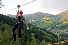Jižní Tyrolsko plné adrenalinu