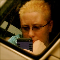 Rearview Bleach Job by Dowbiggin