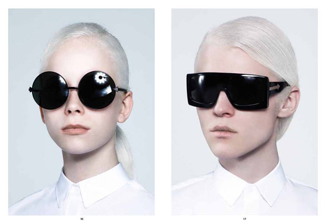 Karen Walker Eyewear 2011 lookbook - 4