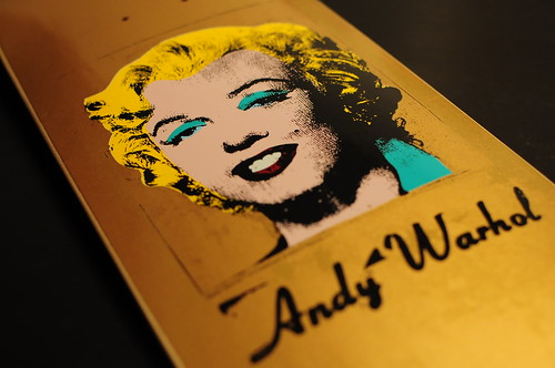 Alien Workshop / Andy Warhol x Marilyn Monroe