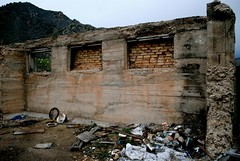 (candice_michal) Tags: house building abandoned wall utah thistle foundation ghosttown destroyed sanpetecounty sanpete