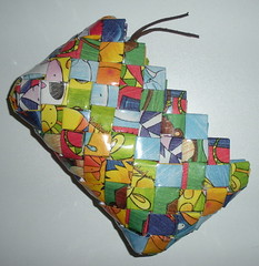 Candy Wrapper-style Coin purse