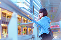 -12 (pirate M) Tags: portrait cute girl smile sweet nightscene