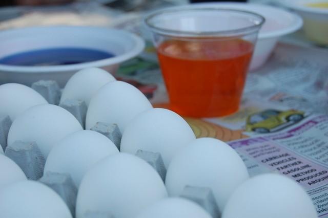 EggDying