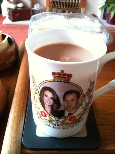 A Royal cup of tea!