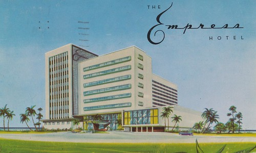 The Empress Hotel - Miami Beach, Florida