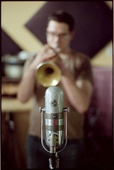 Jazz (Les vues clectiques) Tags: leica 50mm jazz portra800 leicam6ttl 50mmsummicronm