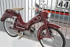 DKW Hummel Luxus (pilot_micha) Tags: museum germany bayern deutschland bavaria oberbayern motorbike motorcycle oldtimer deu motorrad ingolstadt audiforum museummobile baujahr1957 11042011 dkwhummelluxus