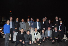Group Photo on the boat (Leo- Hsin Hon) Tags: night photography hong kong shianghai