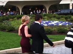Anna Paquin and Steven Moyer White House Correspondents Dinner 2011 WHCD