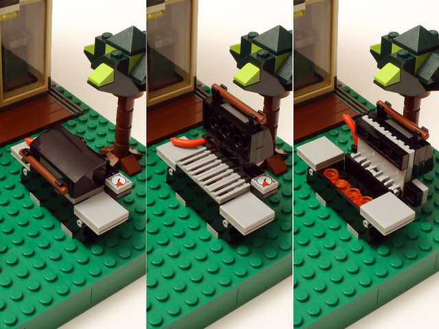 Creator Review 5771 Hillside House Special Lego Themes