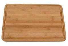 [photo-flat grain wood cutting board]