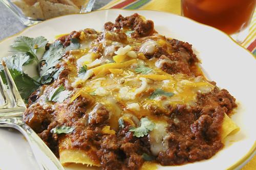 quick enchilada post red