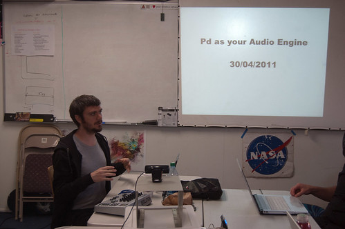Pd As Your Audio Engine Workshop