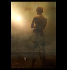 transpersonality (Eddi van W.) Tags: light green texture creativity transformation digitalart gimp textures creativecommons opening spirituality deepness archetype eddi kreativität spiritualität öffnung graphicmaster transpersonality