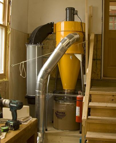 a new ventilation system